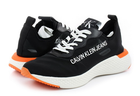 f9878979aa Calvin Klein Jeans Cipő - Alban - S0583-blk - Office Shoes Magyarország