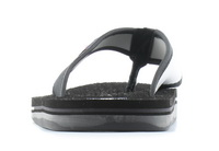 Tommy Hilfiger Papucs Hilfiger Corporate Sandal Black 4