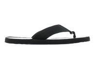 Tommy Hilfiger Papucs Elevated Leather Beach Sandal Black 5