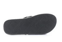 Tommy Hilfiger Papucs Embossed Th Beach Sandal Black 1