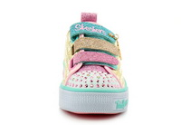 Skechers Nízké Boty Twinkle Lite - Mermaid Magic 6