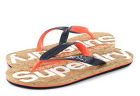 Superdry Papucs Glitter Cork Flip Flop