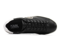 00c3b8c2d2 Karl Lagerfeld Cipő - Kourt Karl Ikonik - KL51210-000 - Office Shoes ...
