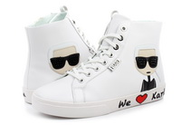 Skool Karl Ikonic Hi Lace