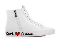 Karl Lagerfeld Cipő Skool Karl Ikonic Hi Lace 5