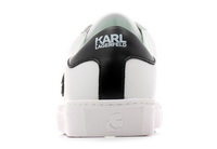 Karl Lagerfeld Cipő Kupsole Karl Ikonik 4