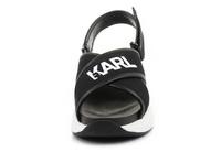 Karl Lagerfeld Szandál Ventura Karl X - Strap 6