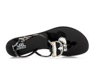 Karl Lagerfeld Sandale Jelly Ikonic Sandal 2