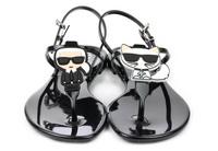 Karl Lagerfeld Sandale Jelly Ikonic Sandal 6