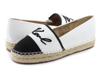 Karl Lagerfeld Pantofi Kamini Signature