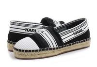 Karl Lagerfeld-Cipő-Kamini Patchwork