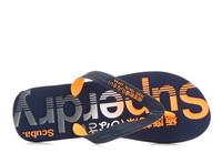 Superdry Papucs Scuba Faded Logo Flip Flop 2