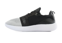 Calvin Klein Black Label Cipő Mel Silver Black 3