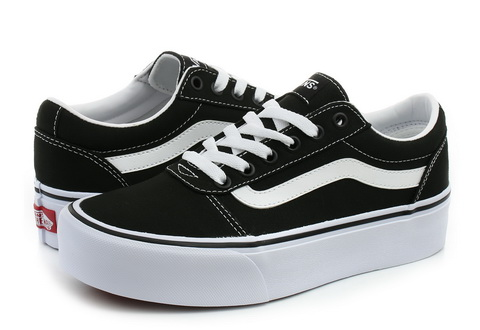 Vans Shoes Wm Ward Platform