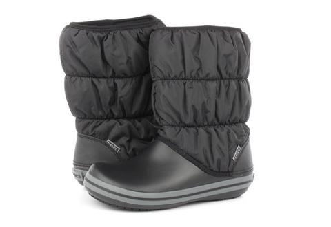 Crocs Vysoké Boty Winter Puff Boot