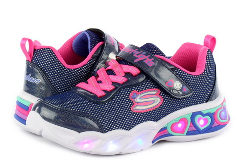 Skechers Atlete sweetheart lights - shimmer s