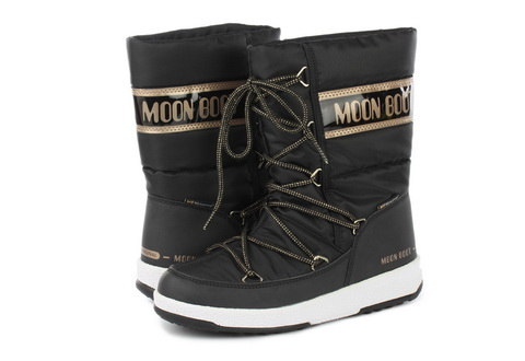 Moon Boot Çizme Jr Quilted