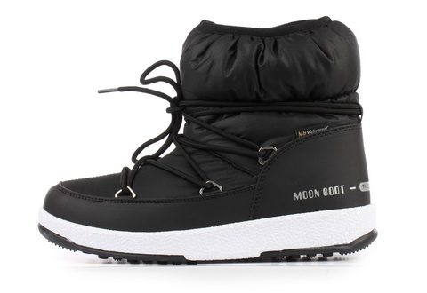 Moon Boot Wysokie Buty Moon Boot Low Nylon Wp