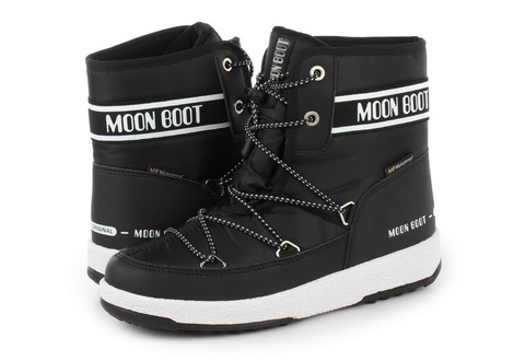 Moon Boot Vysoké Boty Moon Boot Mid Wp