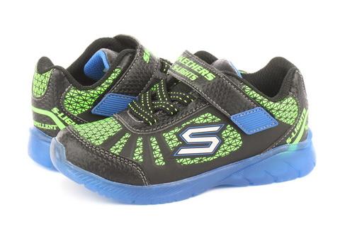 Skechers Nízké Boty Illumi - Brights - Tuff Track