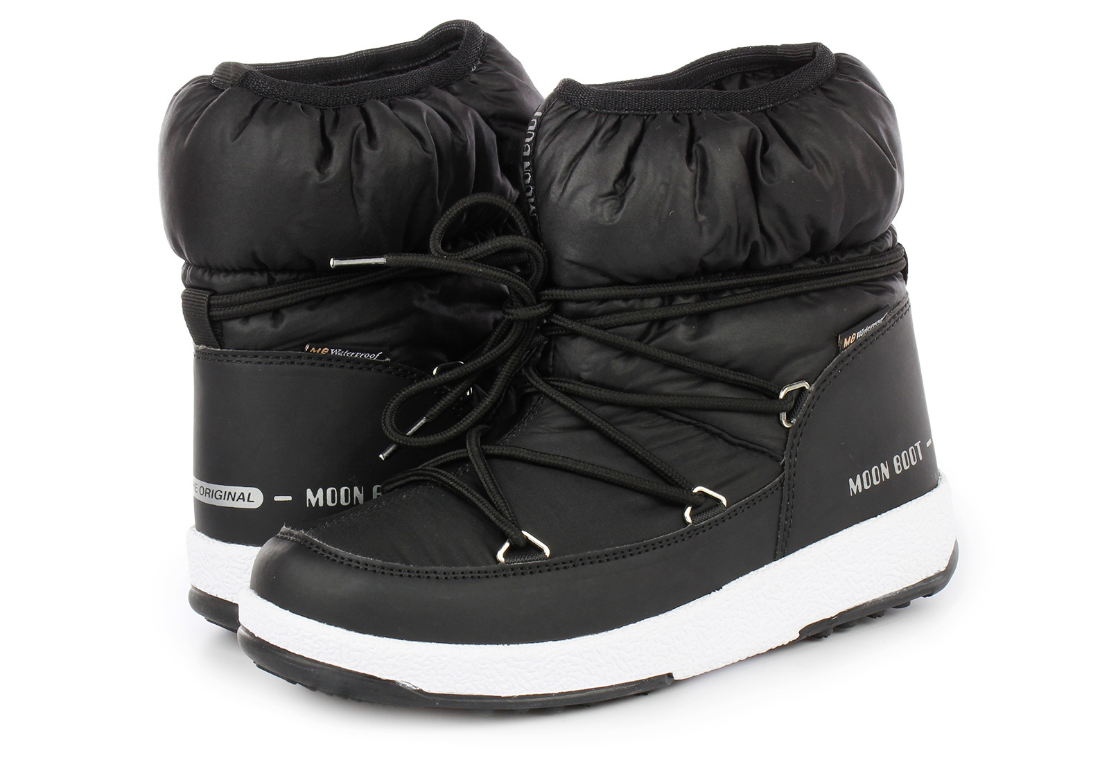 Moon Boot Vysoké Boty Moon Boot Low Nylon Wp