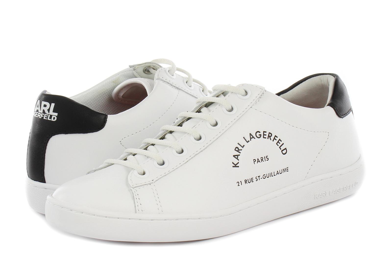 Karl Lagerfeld Pantofi Kupsole Ii Maison Karl Lace