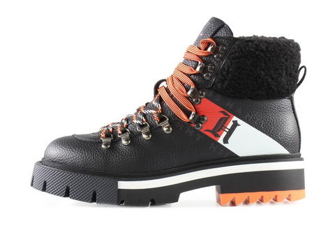 Tommy Hilfiger Topánky Lh Chunky Boot 2a