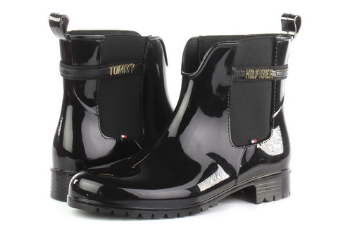 Tommy Hilfiger Čizme Oxley 18v