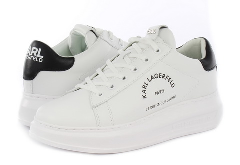 Karl Lagerfeld Cipele Kapri Maison Karl Lace