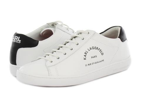Karl Lagerfeld Półbuty Kupsole Ii Maison Karl Lace