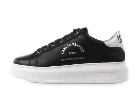 Karl Lagerfeld Čevlji Kapri Maison Karl Lace