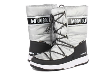 Moon Boot Wysokie Buty Moon Boot Quilted Wp