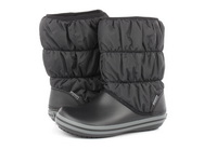 Crocs Vysoké Topánky, Čižmy Winter Puff Boot
