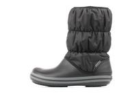 Crocs Vysoké Topánky, Čižmy Winter Puff Boot 3