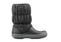 Crocs Vysoké Topánky, Čižmy Winter Puff Boot 5