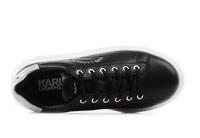 Karl Lagerfeld Čevlji Kapri Maison Karl Lace 2