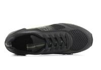 Ea7 Emporio Armani Nízké Boty Black&white Sneaker 2