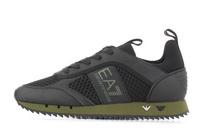 Ea7 Emporio Armani Nízké Boty Black&white Sneaker 3