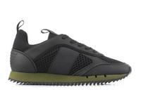 Ea7 Emporio Armani Nízké Boty Black&white Sneaker 5