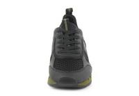 Ea7 Emporio Armani Nízké Boty Black&white Sneaker 6