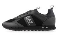 Ea7 Emporio Armani Nízké Boty Black & White Sneaker 3