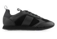 Ea7 Emporio Armani Nízké Boty Black & White Sneaker 5