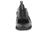 Ea7 Emporio Armani Nízké Boty Black & White Sneaker 6
