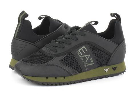 Ea7 Emporio Armani Pantofi Black&white Sneaker