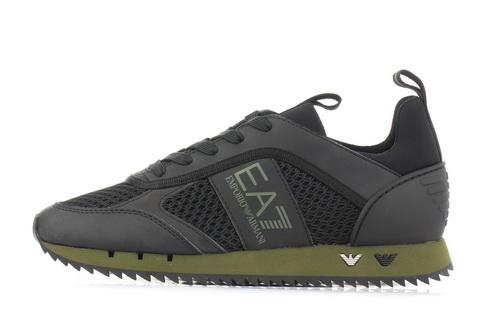 Ea7 Emporio Armani Półbuty Black&white Sneaker