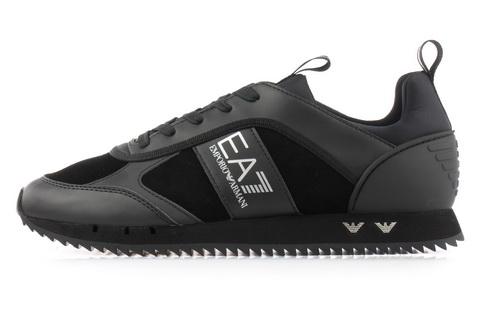 Ea7 Emporio Armani Čevlji Black & White Sneaker
