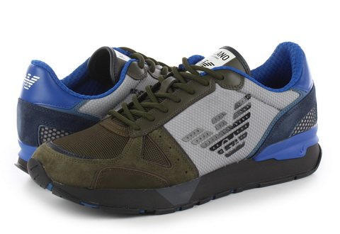 Emporio Armani Nízké Boty X4x289 Sneaker
