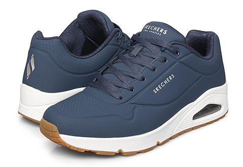 Skechers Kepuce me qafe Uno - Stand On Air