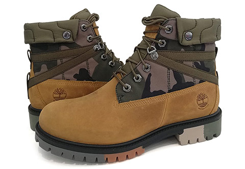 Timberland Kepuce me qafe 6 Inch Heritage Boot
