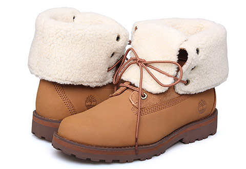 Timberland Duboke cipele Courma Kid Shrl Rt